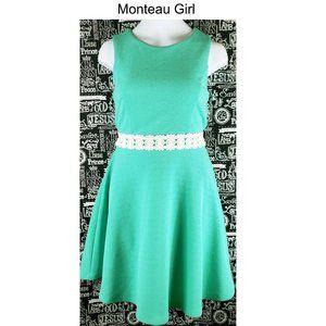 Monteau Girl Dress Sz 14 Large